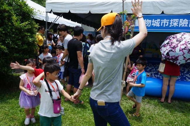 2017 BMW台北依德 兒童交通安全體驗營 中和 永和 四號公園
