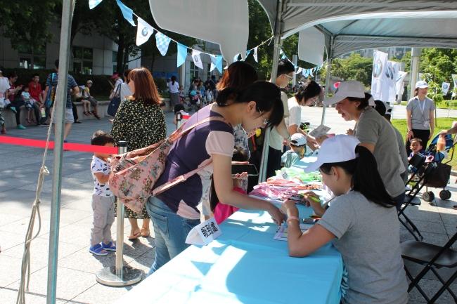 2017 BMW 台北 依德 兒童交通安全 體驗營 報到 熱心 工作人員 員工 中和 永和 四號公園 活動