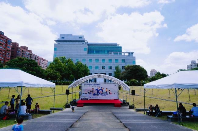 bmw 台北 依德 中和 永和 四號公園 2017 兒童安全 體驗營